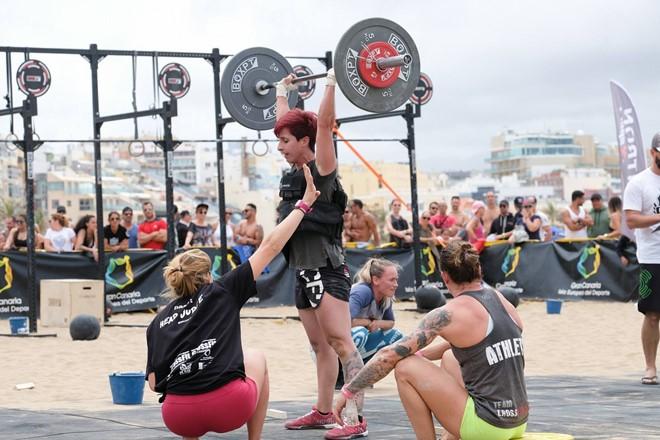El mejor CrossFit internacional en el Lanzarote Summer Challenge 2019