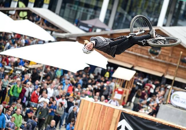 Leve aumento de visitantes profesionales en Eurobike