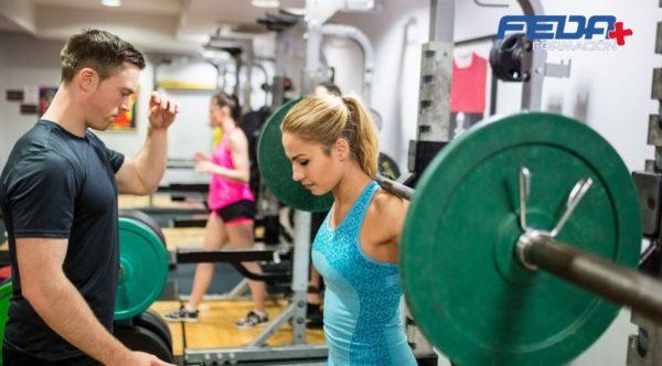 FEDA advierte un auge en la demanda de entrenamiento personal en los gimnasios