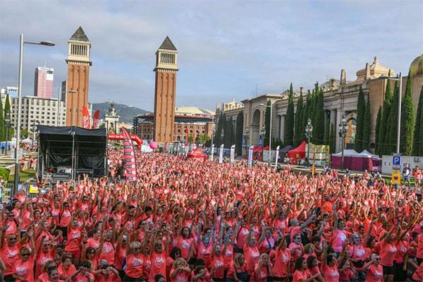 Éxito de convocatoria del Fitness Day Barcelona