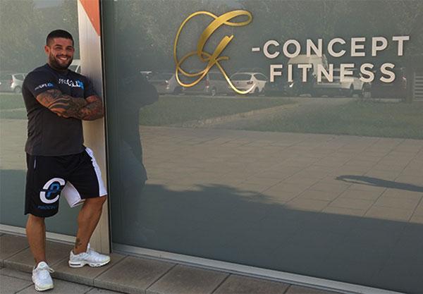 G-Concept: De gimnasio de barrio a proyecto integral de salud
