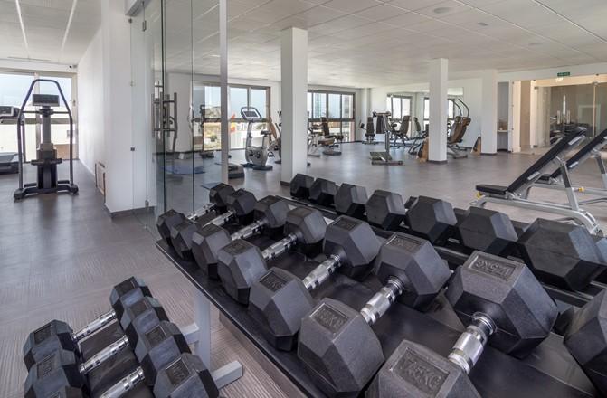 Wellness Zahara desarrolla los entrenamientos del hotel Zahara Beach