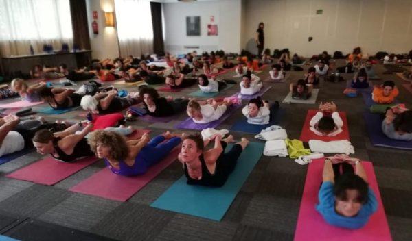 Llega el III Madrid Yoga Congress