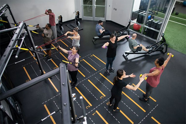 Matrix presenta el programa de entrenamiento grupal MX4 Active