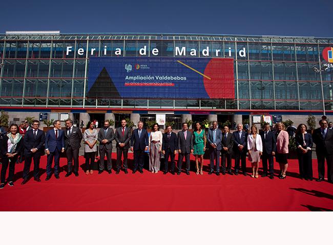 Ifema invertirá 180 millones de euros en la ampliación de sus instalaciones