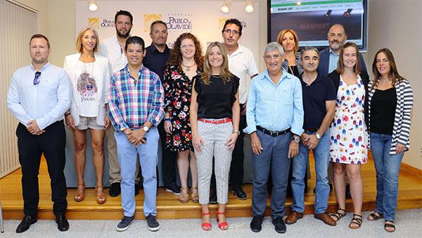 Nace el proyecto Riasport sobre seguridad deportiva