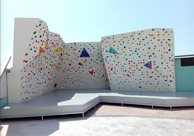 Climbing Planet abre en Barcelona su segundo rocódromo
