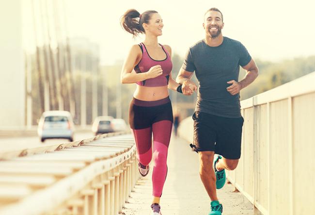 Running y gimnasio contra el síndrome postvacacional