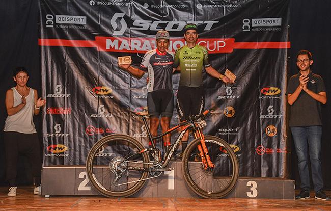 La Scott Marathon Cup 2019 se despide con más de 300 ciclistas