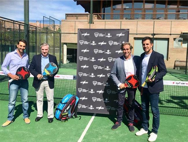 StarVie firma como patrocinador de las Series Nacionales de Pádel