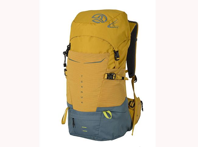 Ternua diseña mochilas de más capacidad