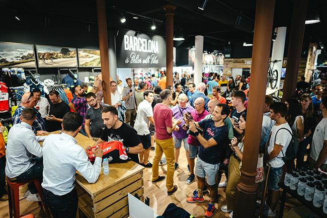 Trek contempla la apertura de nuevas tiendas monomarca en 2020