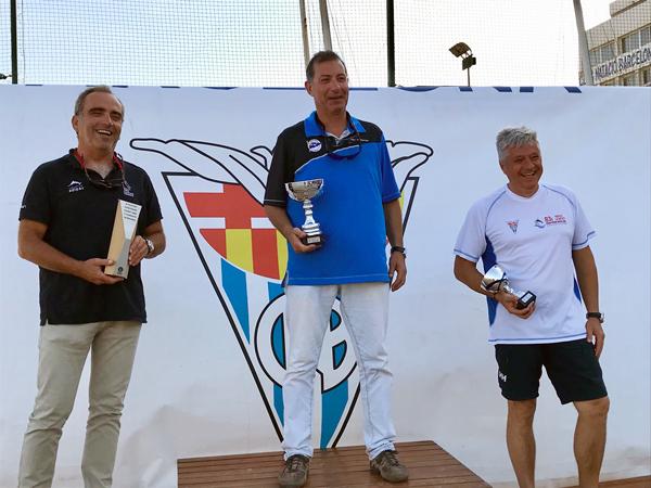 Xavier Roca conquista su sexto trofeo La Mercè