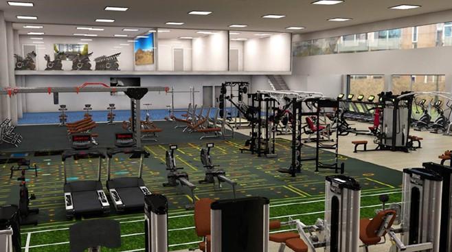BH Fitness equipará el nuevo gimnasio de la Universidad Alfonso X El Sabio