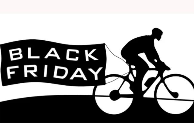 El Black Friday ya planea sobre las tiendas de ciclismo