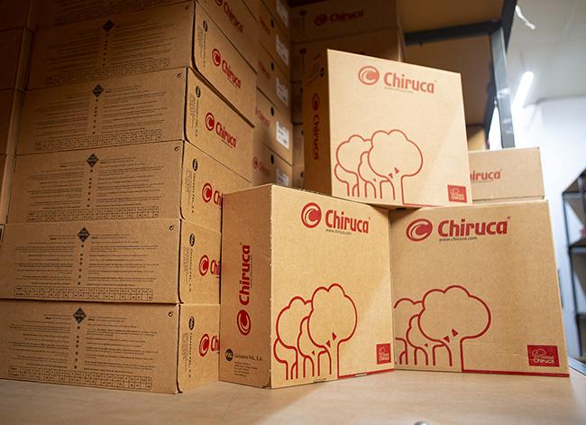 Chiruca adapta sus procesos productivos a una fabricación más ecológica