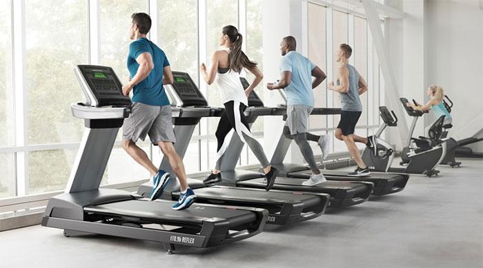 Las cintas de correr Reflex de Freemotion reducen el impacto articular en un 29%