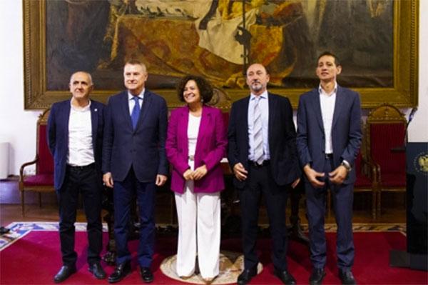 La Universidad de Granada y Ebone impulsan la Cátedra de Innovación Deportiva Ebone