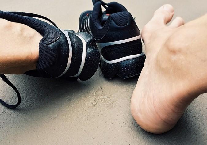 Ejercicios para mantener unos pies sanos