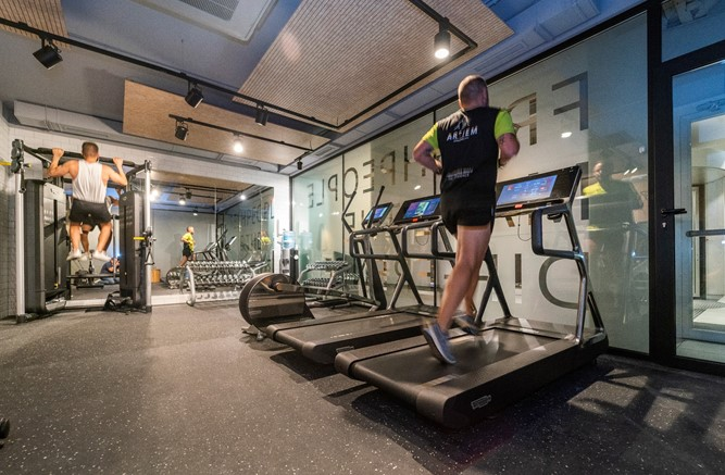 El Hotel Artiem Madrid amplía y renueva su gimnasio