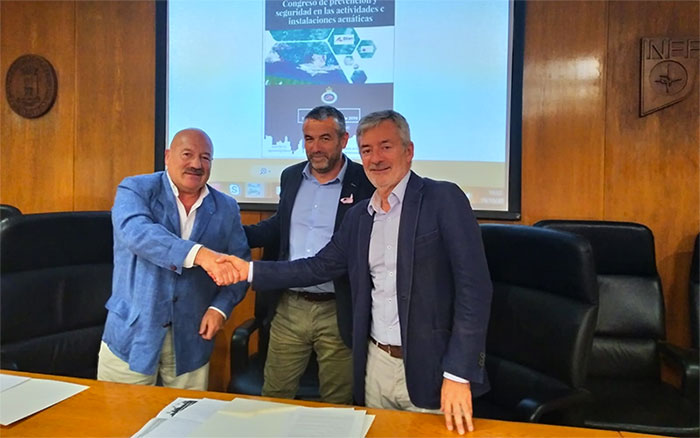 Fagde y RFEN crearán un sello de calidad en seguridad en instalaciones acuáticas
