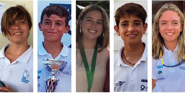 Más de 20 preinscritos en el Campeonato de España 2019 de patín a vela junior