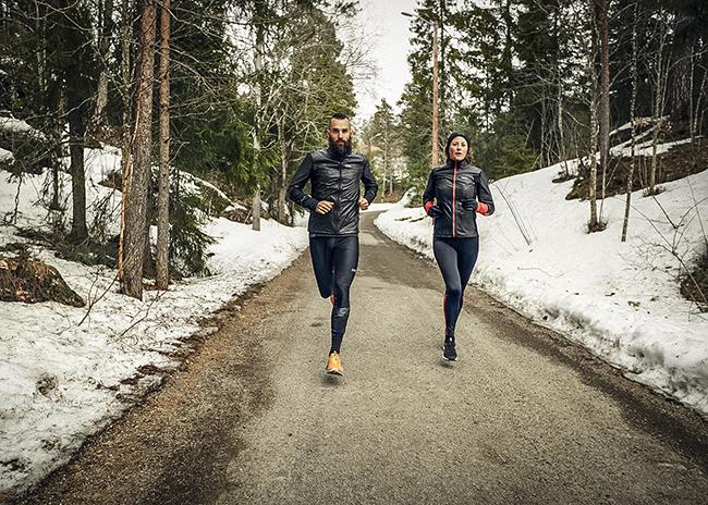 Gore Wear presenta su nueva camiseta para correr en invierno