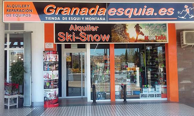 El 'superviviente' del esquí en Granada afirma que el taller ya es más rentable que la venta