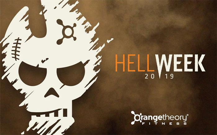 Orangetheory celebra Halloween con el reto Hell Week