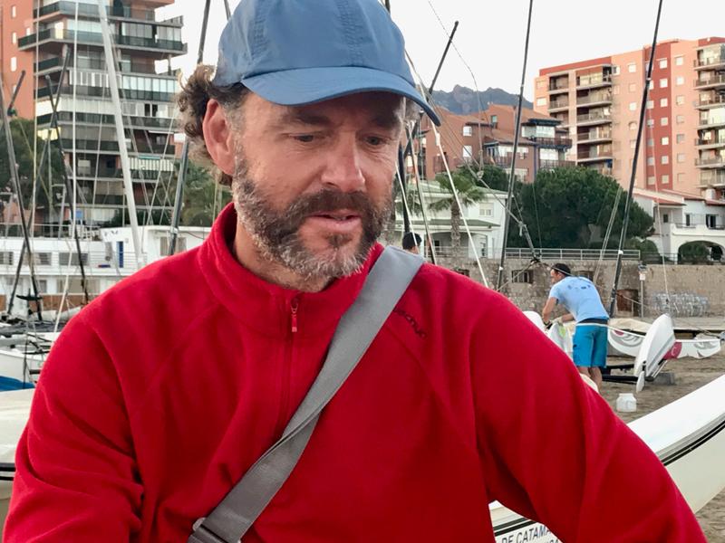 Charla-coloquio de Ignasi Sagristá sobre su travesía hasta Itaca