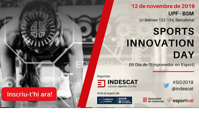Indescat analizará las nuevas tendencias deportivas en el Sports Innovation Day