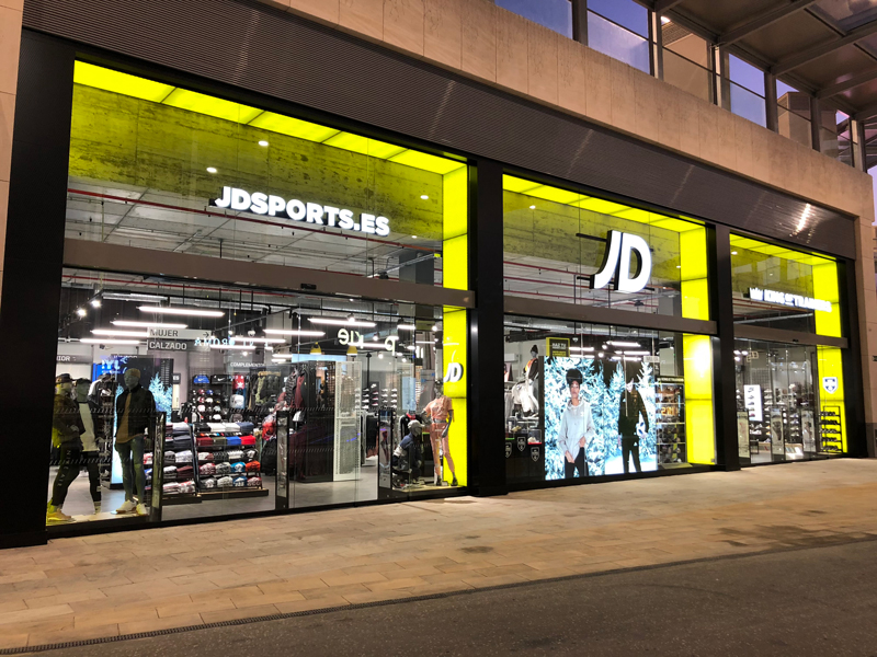 JD Sports destrona a Foot Locker como líder del canal sneaker español