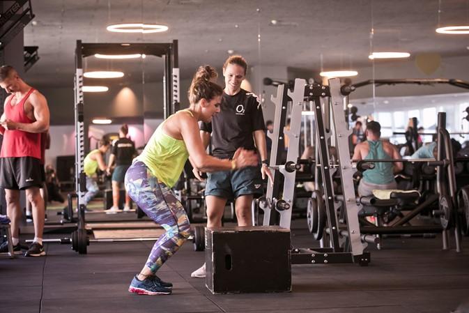 O2 Centro Wellness incorpora más de 300 entrenamientos exprés