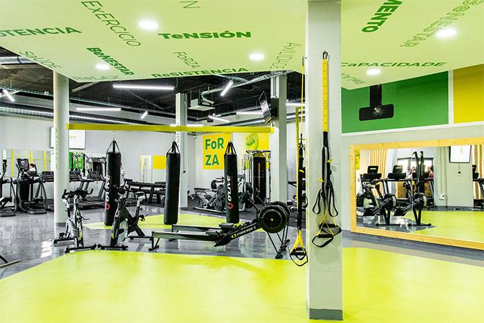 El fitness español suma hasta octubre al menos 155 nuevos gimnasios