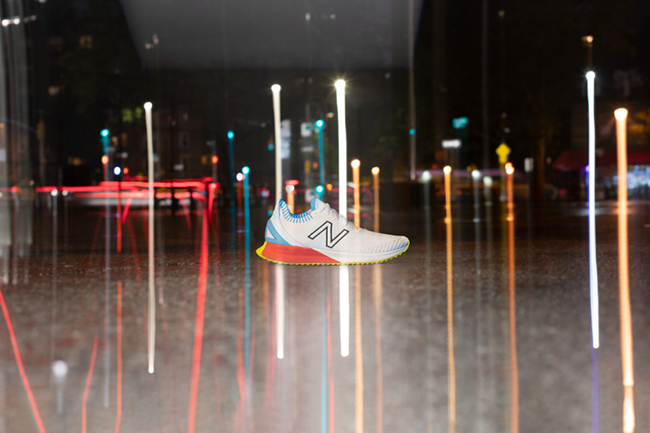 New Balance crea su primer pop-up experiencial