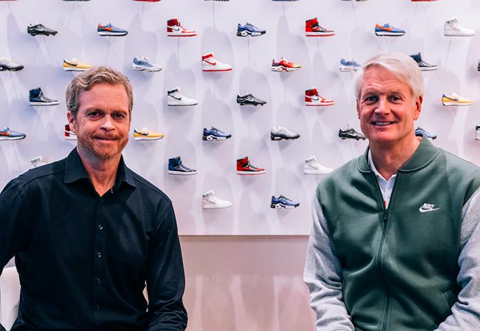 Nike nombra CEO al ex presidente de eBay para relevar a Mark Parker