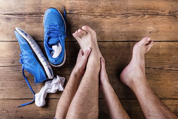 Cómo cuidar los pies para la Ultra Pirineu