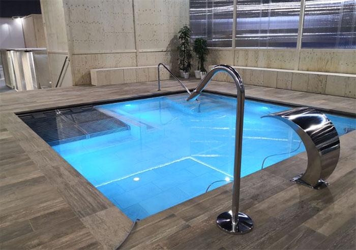 Piscina&Wellness Barcelona muestra su piscina más inteligente y sostenible