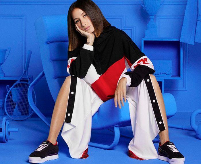 Puma lanza una nueva colección junto a la marca Karl Lagerfeld