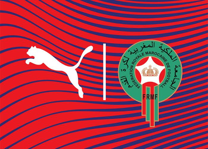 Puma vestirá a la Real Federación de Fútbol de Marruecos