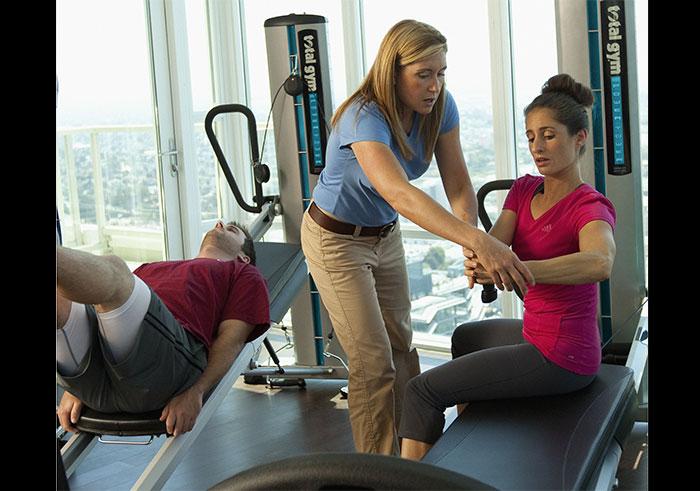 Rocfit participó en varias actividades en el I Congreso Internacional de Medicina Deportiva