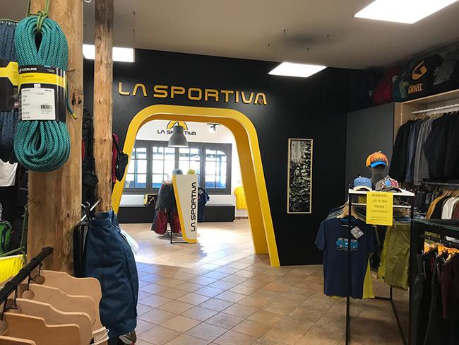 La Sportiva inaugura una nueva tienda monomarca en Siurana