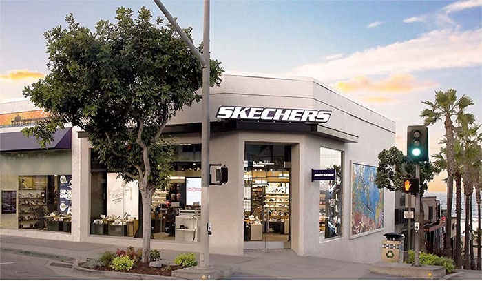 Skechers gana su tercer juicio contra Converse y Nike
