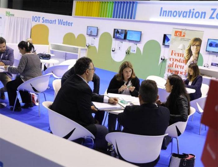Ropa inteligente, secadores de chanclas y piscinas conectadas, las novedades de las startups en Piscina & Wellness Barcelona.