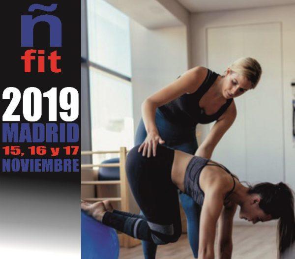V Congreso ÑFIT sobre Pilates y Entrenamiento Personal