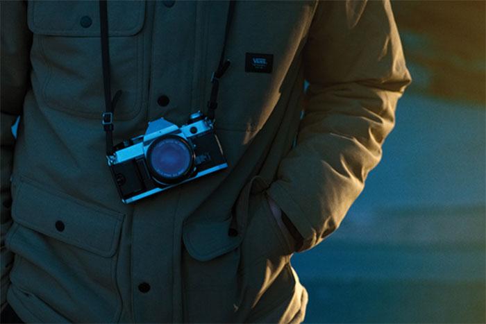 Vans introduce la tecnología MTE en su abrigo Drill Chore y las Sk8-Hi