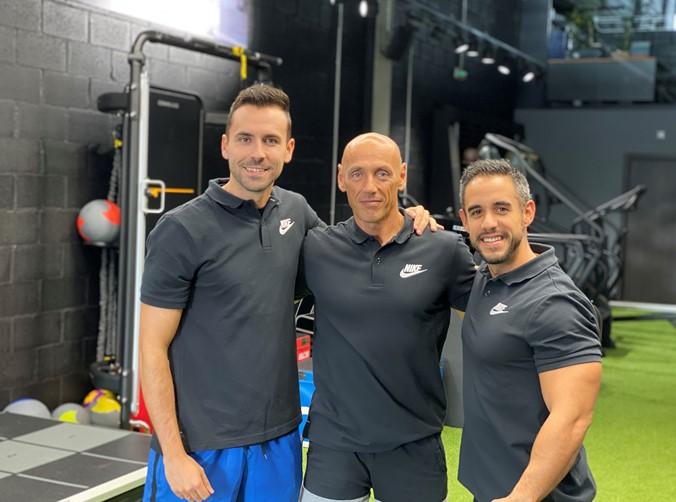 Master Trainers de Matrix abren el centro de entrenamiento personal Bodyfit