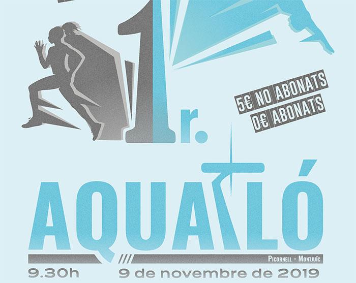 Piscinas Bernat Picornell convoca su primer acuatlón Picornell-Montjuïc