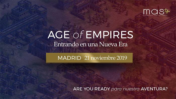 Google, uno de los protagonistas de la parada en Madrid del Tour MAS of Empires