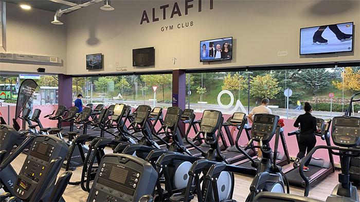 AltaFit abre en San Sebastián de los Reyes su gimnasio nº65